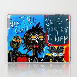 Don't be Evil Street Art Graffiti Laptop & iPad Skin