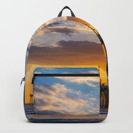 Sunset at Zero Backpack