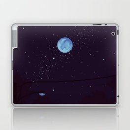 Midnight Laptop & iPad Skin