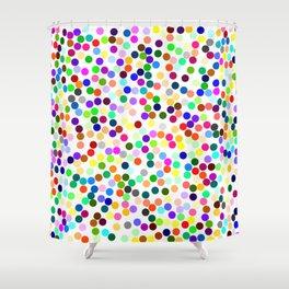 Zanamivir Shower Curtain