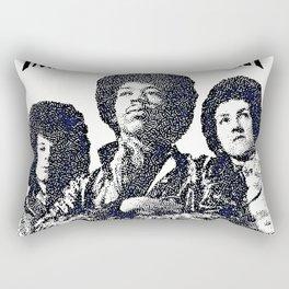 Last Michigan Appearance Rectangular Pillow