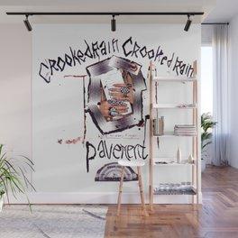 Pavement - Crooked Rain, Crooked Rain Wall Mural