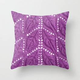 Maude Heath Throw Pillow