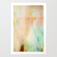 water color Art Prints featuring Water Color by Taylor Burleson