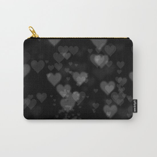 Black Hearts 01 Carry-All Pouch
