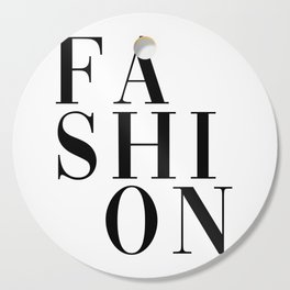 fashion Cutting Board