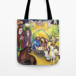Peace on Earth 2017 Tote Bag