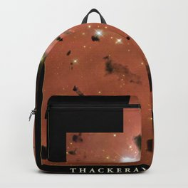 NASA Hubble Space Telescope Poster - Thackeray's Globules Backpack