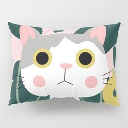 Jungle Cat Pillow Sham