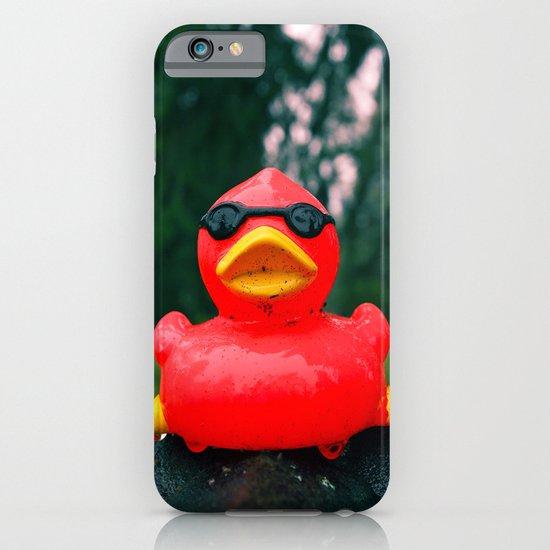 Northwest duck iPhone & iPod Case