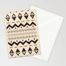 Peach Aztec Stationery Cards