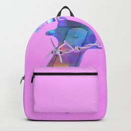 Chained Backpack