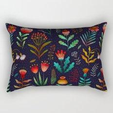 Bright flowers Rectangular Pillow
