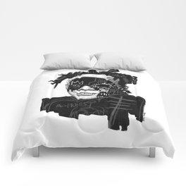 Jean-Michel Basquiat Comforters