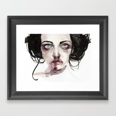coldberry Framed Art Print