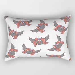 Beryl Bats Multi Rectangular Pillow
