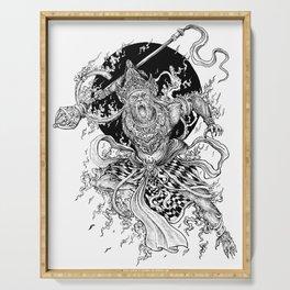 Hanuman Serving Tray