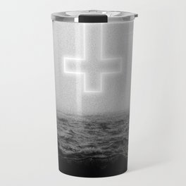 Neon Antichrist Travel Mug