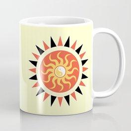 Yin yang sunshine Coffee Mug
