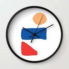 Minima #7 Wall Clock
