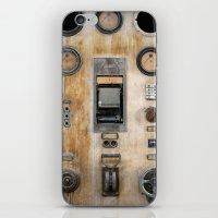 nemo iPhone & iPod Skins featuring Captain Nemo by inogitna (Antigoni Chryssanthopoulou)