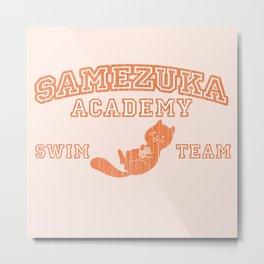Samezuka - Otter Metal Print