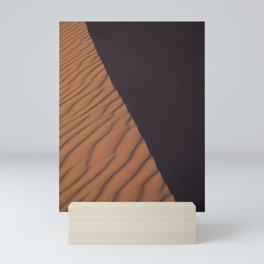 Dark Side of the Dune Mini Art Print