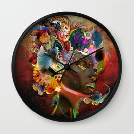 Nivrika Wall Clock