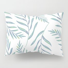 Delicate Leaves Pillow Sham