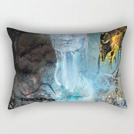 Water Is Life Rectangular Pillow
