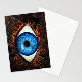 Dark Eye Stationery Cards