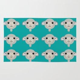 Basic Sheep - 4 Rug