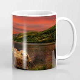 Llyn Nantlle Uchaf  Snowdonia Coffee Mug