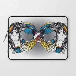 Pisces - Twelfth of the Zodiac Laptop Sleeve