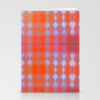 wallpaper Stationery Cards featuring Wallpaper by Kaos and Kookies