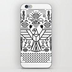 Secret Eagle iPhone & iPod Skin