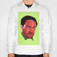 crowley Hoodies featuring Crowley Vector by Evelyn Denise