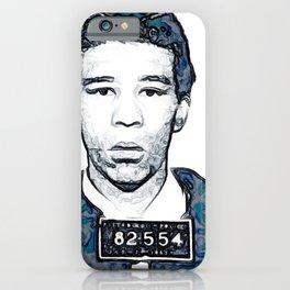Black History Month Art Richard - Franklin Lennox Thomas - The Legend - Pryor Art bmugshot iPhone Case