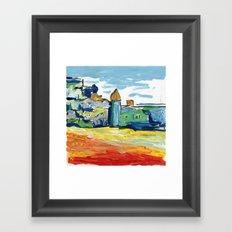 coillure Framed Art Print