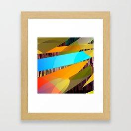 favor Framed Art Print