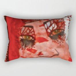 Ms Rich Rectangular Pillow