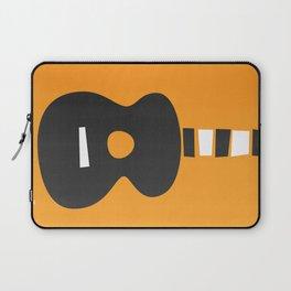 Retro Guitar Laptop Sleeve