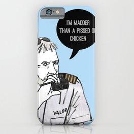 Captain Lee iPhone Case