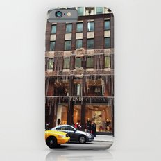 Fendi New York Slim Case iPhone 6s