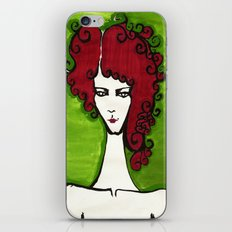 cherry  iPhone & iPod Skin