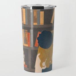 Library Love Travel Mug