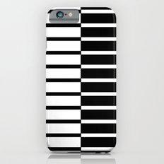 Zebra Plays Piano iPhone 6s Slim Case