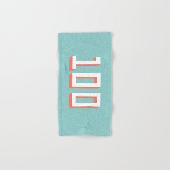 The 100 Hand & Bath Towel