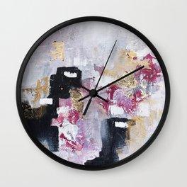 Blush Wall Clock