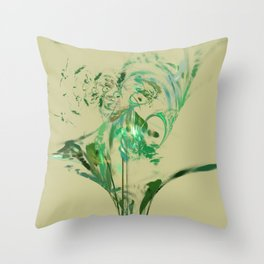 2015 Limited Addition Duvet Cover D2 Throw Pillow